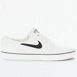 Desbordamiento Superioridad Potencial  Nike Shoes | Nike Sb Zoom Janoski Summit White Skate Shoes | Poshmark